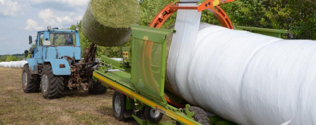 Хранение силоса  и сенажа